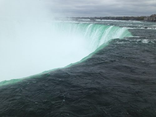 カナダカテゴリイメージ_ナイアガラの滝
