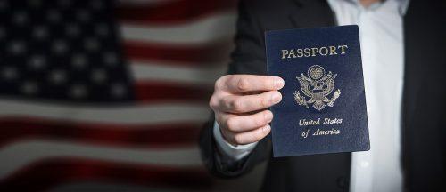 パスポート_アメリカ
