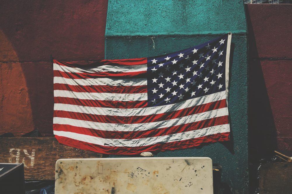 アメリカカテゴリイメージ_星条旗