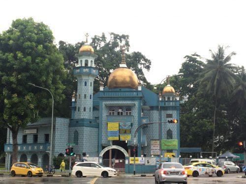 モスクの建造物